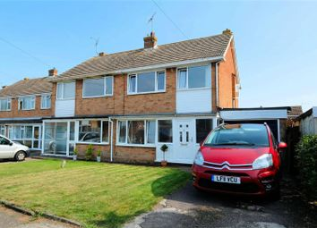 Thumbnail 3 bedroom semi-detached house for sale in Lambs Walk, Seasalter, Whitstable