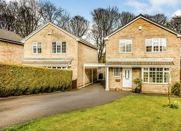 Thumbnail 3 bed detached house for sale in Farnlee, Lindley, Huddersfield, West Yorkshire
