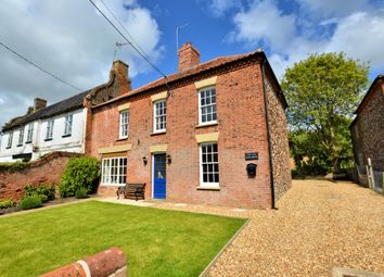 Thumbnail 3 bed semi-detached house to rent in The Street, Little Snoring, Fakenham