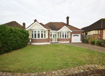 Thumbnail 4 bed detached bungalow for sale in King Edward Drive, Grays