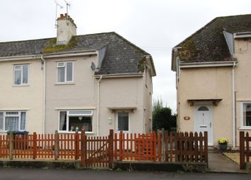 Thumbnail 3 bed end terrace house for sale in Wood Lane, Chippenham