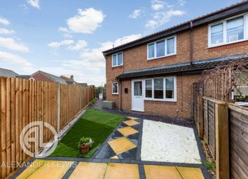 Thumbnail 1 bed town house for sale in Upperstone Close, Stotfold, Hitchin