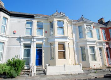 Thumbnail 3 bedroom terraced house for sale in Knighton Road, Plymouth