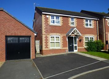 Thumbnail 4 bedroom detached house for sale in Lawnhurst Close, Farriers Green, Sandbach