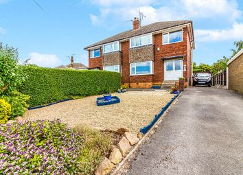 Thumbnail 3 bed semi-detached house for sale in Cotswold Crescent, Whiston, Rotherham