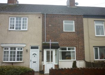 Thumbnail 2 bed terraced house to rent in Welbeck Road, Bolsover, Chesterfield