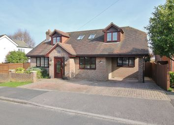 Thumbnail 4 bed detached house for sale in Yardley Road, Hedge End, Southampton