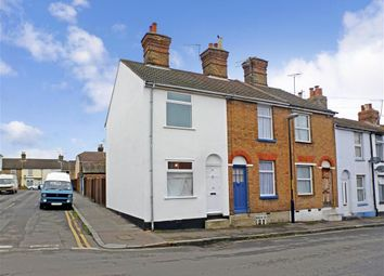 Thumbnail 3 bed end terrace house for sale in St. Johns Road, Faversham, Kent