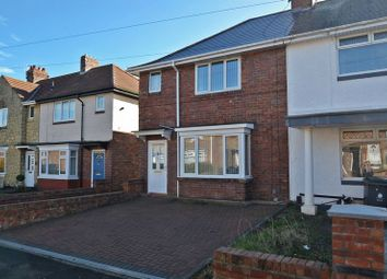 Thumbnail 3 bed terraced house for sale in Burt Avenue, North Shields