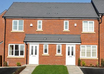 "Thumbnail 3 bed semi-detached house for sale in ""Hanbury"" at Ashworth Road, Lytham St. Annes"