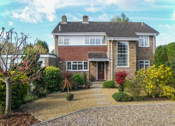 Thumbnail 5 bed detached house for sale in Wimbridge Close, Wimpole, Royston