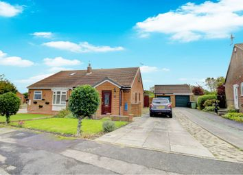 Thumbnail 2 bed semi-detached bungalow for sale in Kenber Drive, Hartlepool