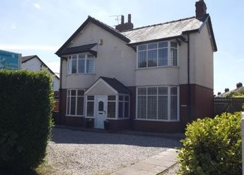 Thumbnail 4 bedroom detached house for sale in Garstang Road, Fulwood, Preston, Lancashire