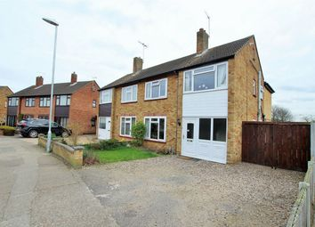 Thumbnail 4 bed semi-detached house for sale in Gainsborough Road, Prettygate, Colchester, Essex