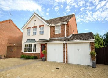 Thumbnail 4 bedroom detached house for sale in Bouvel Drive, Burnham-On-Crouch