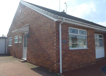 Thumbnail 2 bed semi-detached bungalow for sale in Mantilla Drive, Styvechale, Coventry, West Midlands