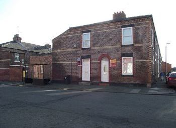 Thumbnail 2 bed flat to rent in St Pauls Road, Seacombe, Wirral