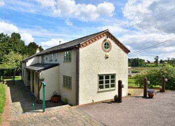 Thumbnail 4 bed detached house for sale in 4 Bedroom Detached Cottage, Lower Eggleton, Near Ledbury