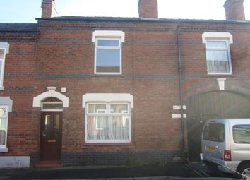 Thumbnail 3 bed terraced house to rent in Rigg Street, Crewe