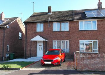Thumbnail 3 bed semi-detached house for sale in Dinas Road, Hatherley, Cheltenham