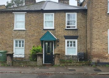 Thumbnail 2 bed cottage for sale in High Street, Stanwell Village, Staines-Upon-Thames, Surrey