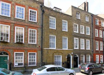 Thumbnail 4 bed flat to rent in Old Gloucester Street, London