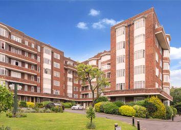 Thumbnail 2 bed flat for sale in Hillfield Court, Belsize Avenue, Belsize Park, London