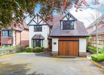 Thumbnail 5 bed detached house to rent in Kingsway, Chalfont St. Peter, Gerrards Cross
