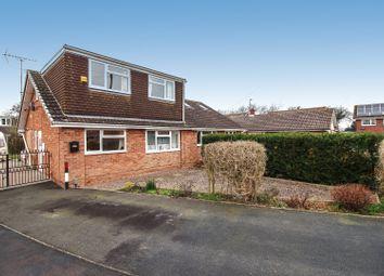 Thumbnail 4 bed semi-detached house for sale in Ettington Close, Cheltenham
