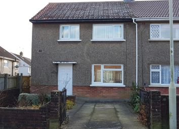 Thumbnail 3 bedroom semi-detached house for sale in Beechwood Avenue, Bridgend