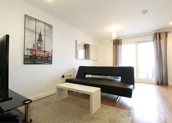 Thumbnail 1 bed flat to rent in 25 Barge Walk, North Greenwich, London