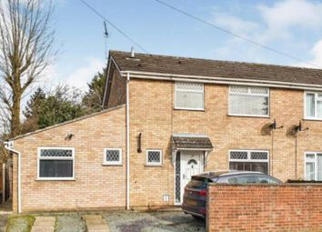 Thumbnail 4 bed semi-detached house to rent in Beecheno Road, Norwich