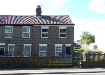 Thumbnail 2 bed end terrace house for sale in 18 Magpie Road, Norwich, Norfolk
