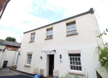 Thumbnail 2 bedroom flat for sale in High Street, Wem, Shrewsbury