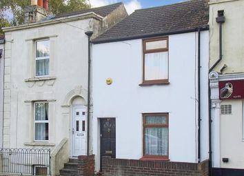 Thumbnail 2 bedroom terraced house for sale in Marlborough Road, Gillingham, Kent