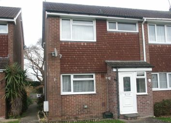 Thumbnail 3 bed end terrace house to rent in Glynswood, Chard