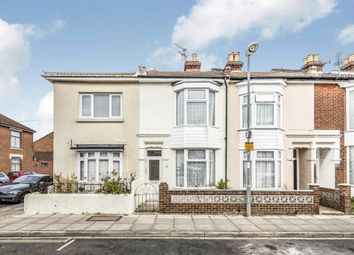 Thumbnail 3 bed terraced house for sale in Delamere Road, Southsea