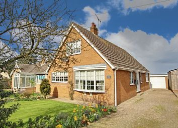 Thumbnail 3 bed detached bungalow for sale in Cadger Row, Back Lane, Burton Pidsea, Hull