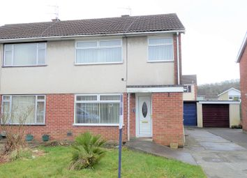 Thumbnail 3 bed semi-detached house for sale in Woodland Avenue, Pencoed, Bridgend.