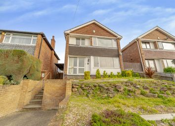 Thumbnail 3 bed detached house for sale in Revelstoke Way, Rise Park, Nottinghamshire