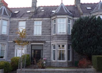 Thumbnail 5 bed terraced house to rent in Blenheim Place, Aberdeen