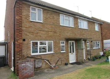 Thumbnail 3 bed semi-detached house to rent in Lammas Mead, Hitchin