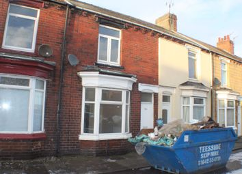 Thumbnail 3 bed terraced house for sale in 96 Beaumont Road, North Ormesby, Middlesbrough, Cleveland