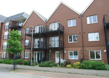 Thumbnail 2 bedroom flat for sale in Greensand View, Woburn Sands