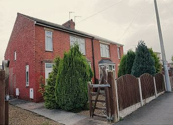 Thumbnail 3 bed semi-detached house for sale in Morton Road, Mexborough