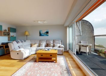 Thumbnail 2 bed flat for sale in Whitecliffs, The Leas, Folkestone