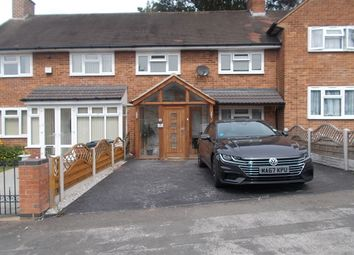 Thumbnail 3 bed terraced house for sale in The Moors, Castle Bromwich