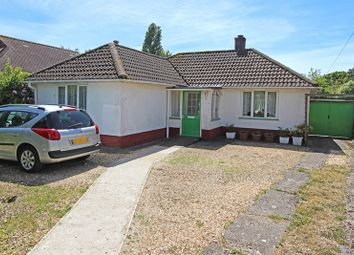 Thumbnail 2 bed detached bungalow for sale in Station Road, Sway, Lymington