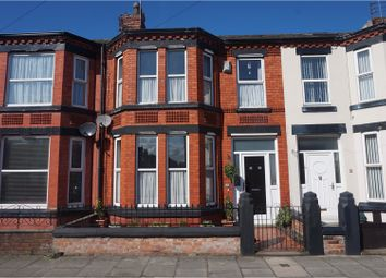 Thumbnail 3 bed terraced house for sale in Lawton Road, Waterloo