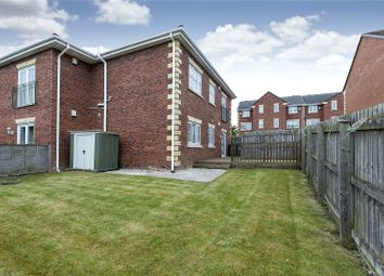 Thumbnail 2 bed flat for sale in Kiln Avenue, Mirfield, West Yorkshire